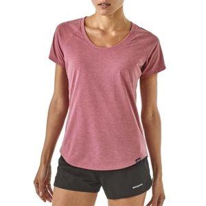 Patigonia Capilene Cool Short Sleeve Womens Tshirt